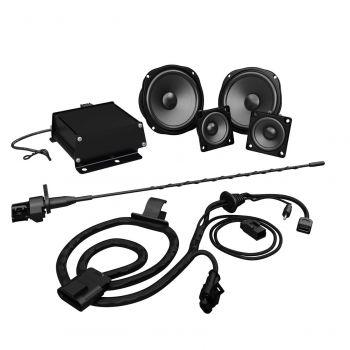 Impianto Stereo per F3-T