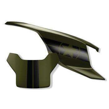Kit pannelli Exclusive - Verde Army - Edizione limitata