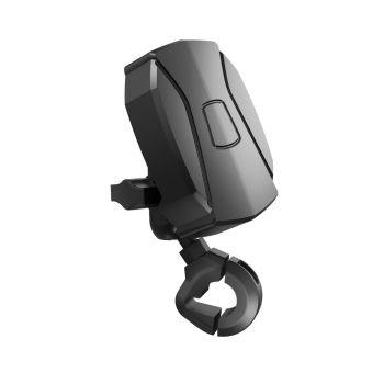 Supporto per GPS (senza cablaggio) - Nero