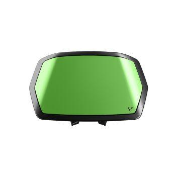Decalcomanie per spoiler per strumentazione - Verde supersonico