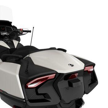 Pannello posteriore RT- Gesso metallizzato