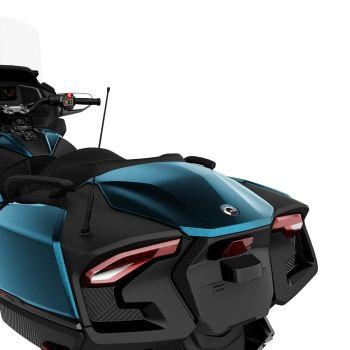Pannello posteriore RT- Petrol metallizzato