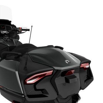 Pannello posteriore RT- Grigio asfalto
