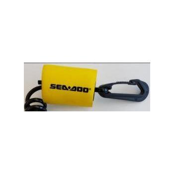 Spezzone di cimetta galleggiante di sicurezza D.E.S.S.™, Standard - Giallo