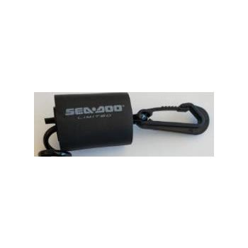 Spezzone di cimetta galleggiante di sicurezza D.E.S.S.™, GTX Ltd - Nero