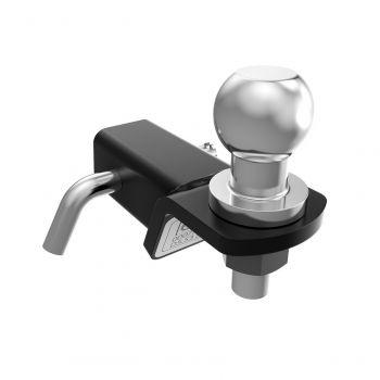 Barra di traino per gancio di traino anteriore e posteriore (OMOLOGATA T)