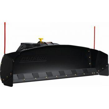 Deflettore in gomma per sgombraneve Alpine Flex da 152 cm