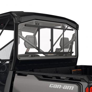 Lunotto posteriore in vetro con pannello scorrevole