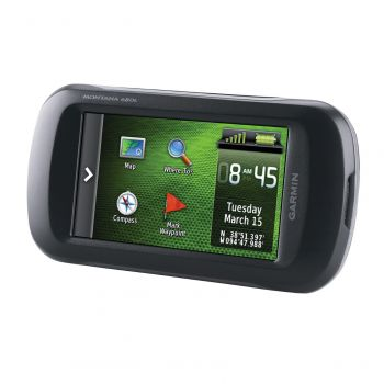 GPS Garmin† Montana† 680T