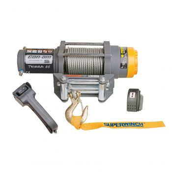 Can-Am Terra 45 di SuperWinch