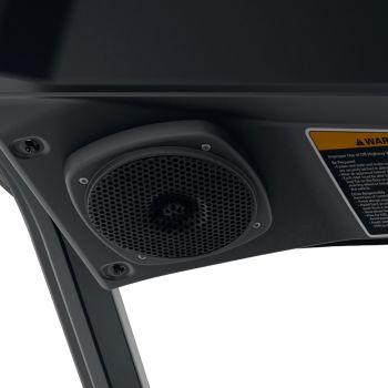 Impianto audio sottotetto anteriore