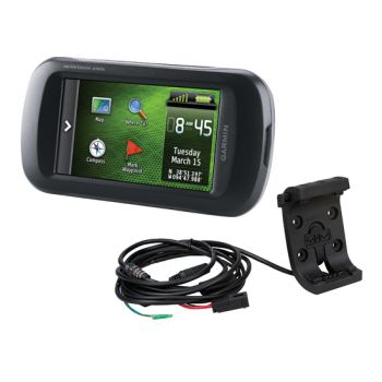 GPS Garmin† Montana† 680T (versione europea)