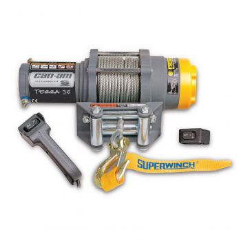 Can-Am Terra 35 di SuperWinch†