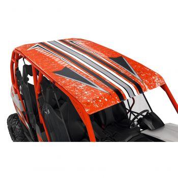 Tettuccio in alluminio Lonestar Racing