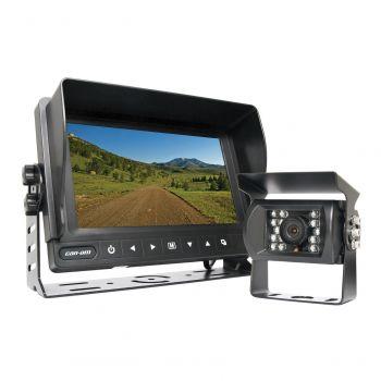 Kit videocamera posteriore e monitor