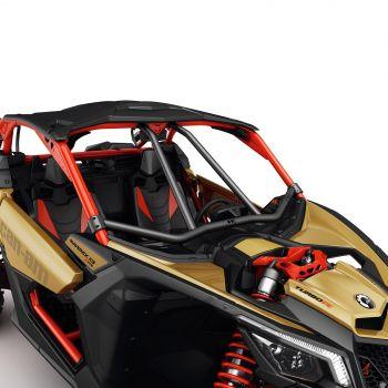 Barra antintrusione anteriore Lonestar Racing