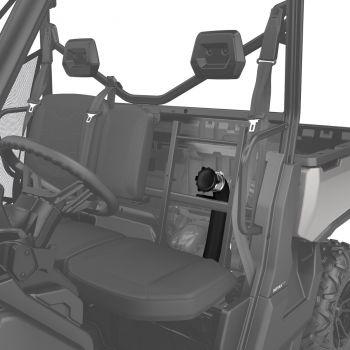 Kit per riposizionamento della presa d'aria del CVT
