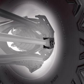 Piastrine di protezione Lonestar Racing per i braccetti esterni di regolazione della convergenza