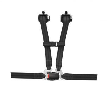 Cintura di sicurezza retrattile a 4 punti di attacco - Passeggero