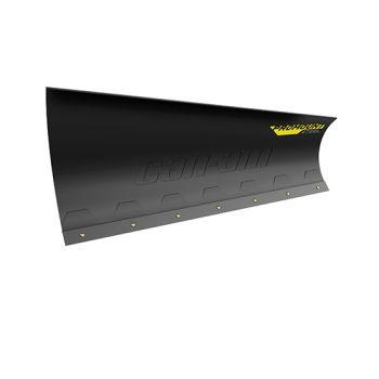 "Can-Am ProMount 60"" Steel Oneway State Blade - Black"