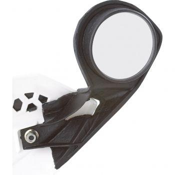 Kit specchietto per deflettori antivento per manubrio
