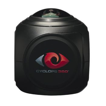 Videocamera CYCLOPS hd panoramica a 360°